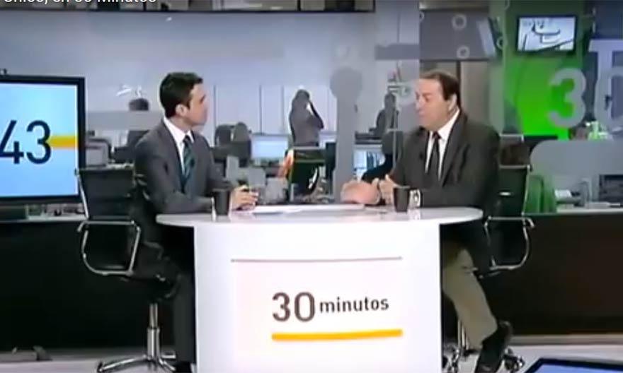 Nicolás Díaz Chico en Televisión Canaria