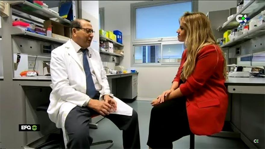 Nicolás Díaz Chico entrevista en el Enfoque TVC