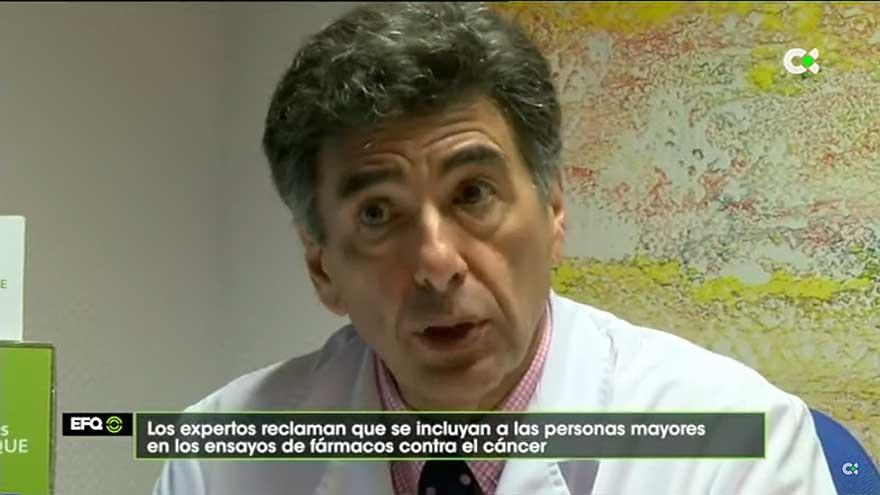 Pedro Lara Oncología TVC